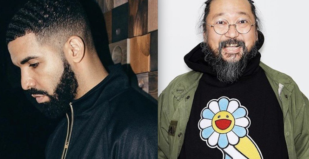 Drake's Vancouver OVO store opens this weekend with exclusive Murakami collection