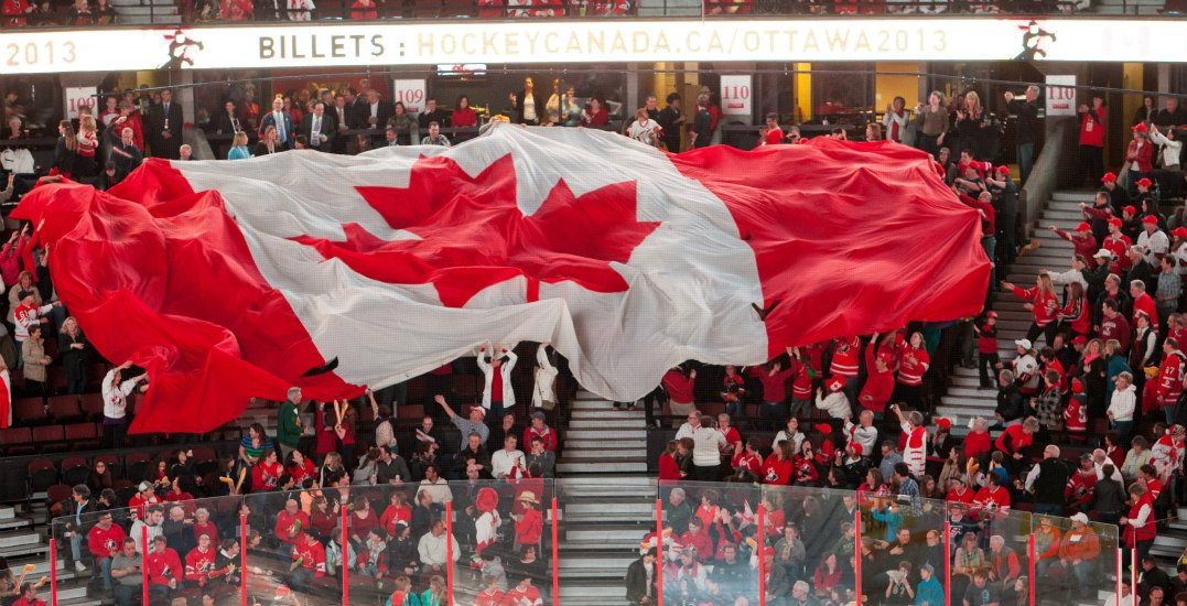 Mr. Lube is giving away four tickets to the World Juniors Game this winter