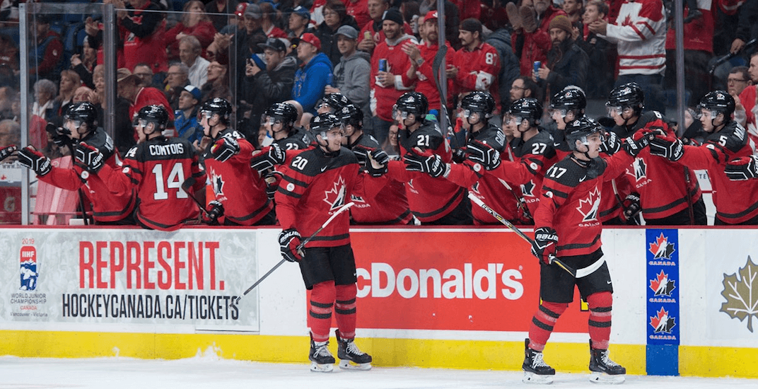 The World Juniors Will Pick 1 Of These 4 Songs As The Official