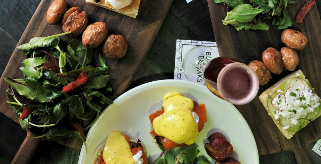 The Rec Room just launched a drool-worthy brunch menu (PHOTOS)