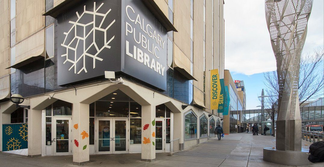 University of Calgary strikes deal to take over the old Central Library