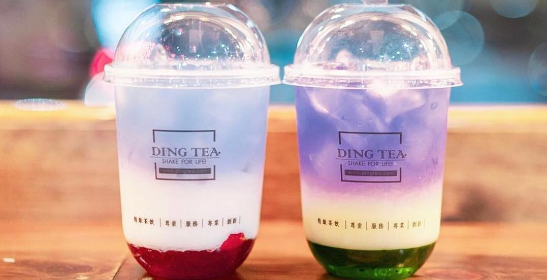 These are 10 new bubble tea spots that you have to try