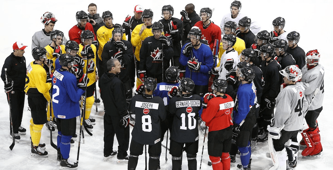 Get to know the players who will represent Canada at the 2019 World Juniors