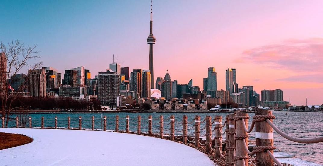 14 of the best places to take winter photos in Toronto