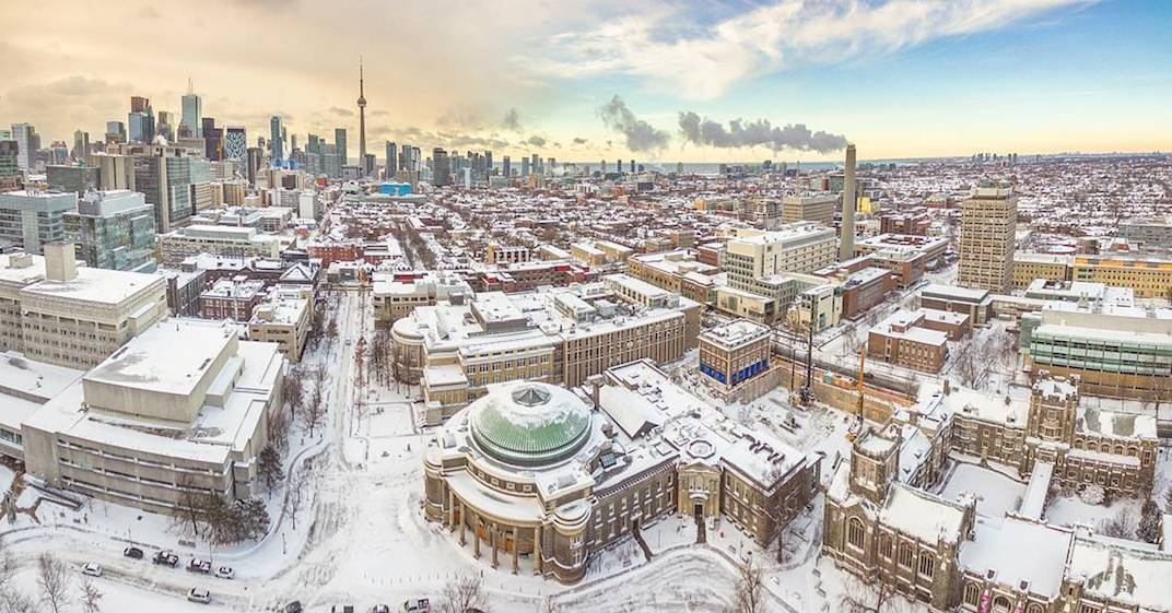 City of Toronto issues Extreme Cold Weather Alert today