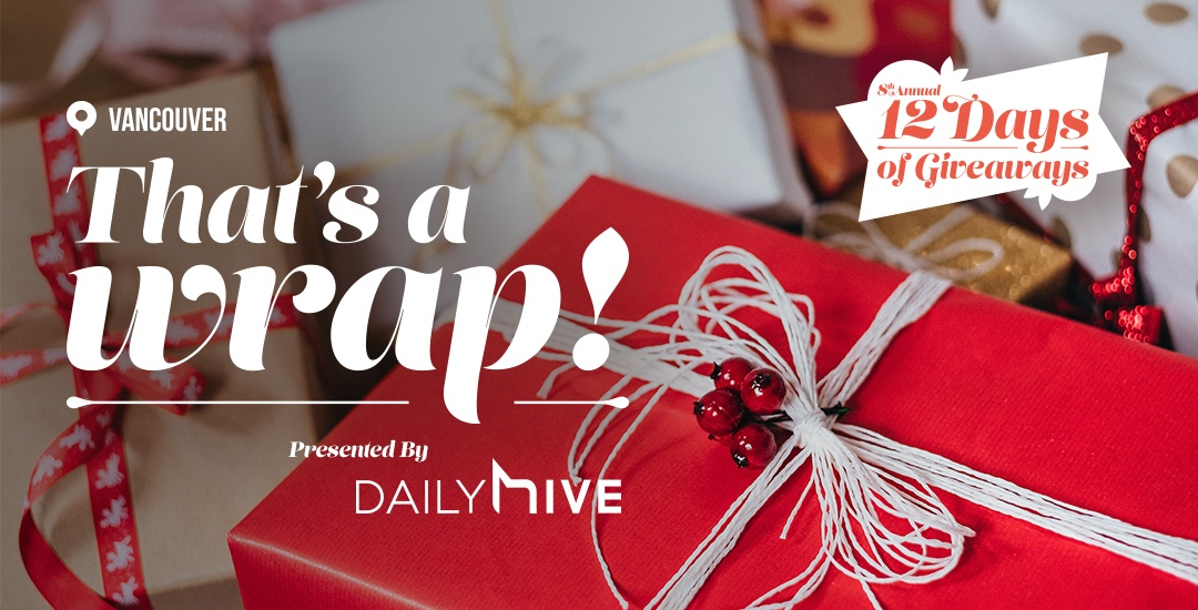 The Nice List: 12 Days of Giveaways 2018 winners announced
