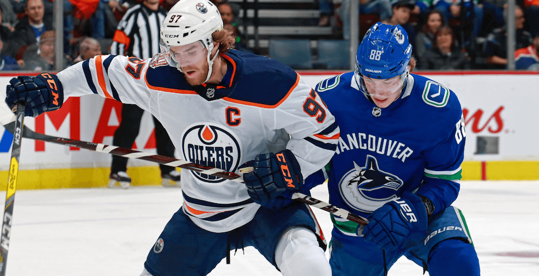 Oilers coach Hitchcock sounds off at Canucks' treatment of McDavid