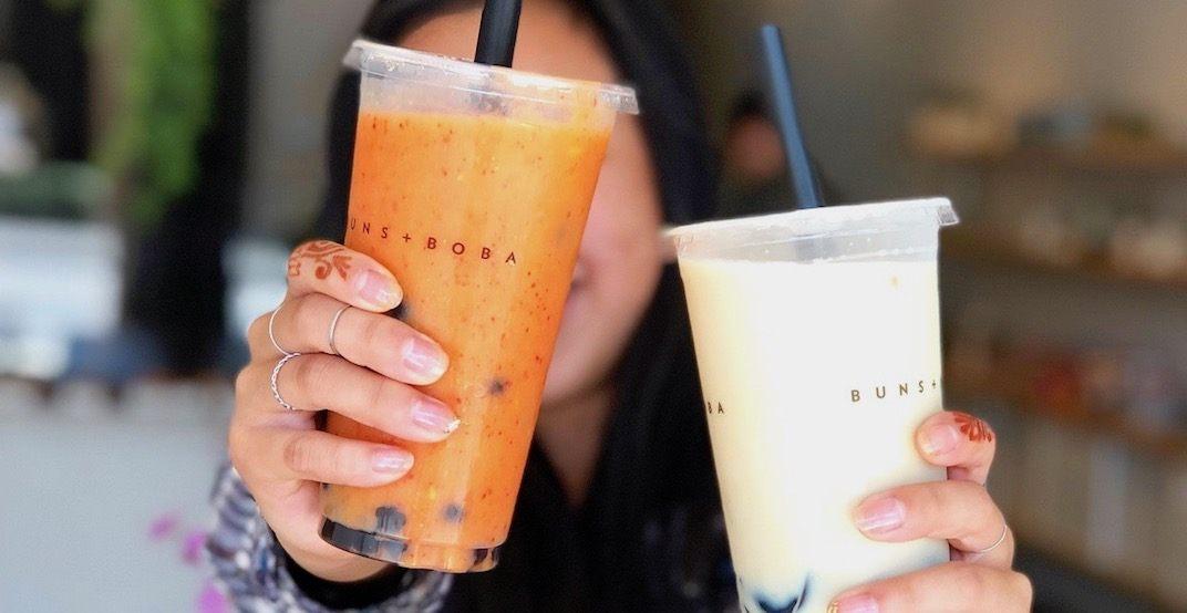 Best places to get vegan bubble tea in Metro Vancouver