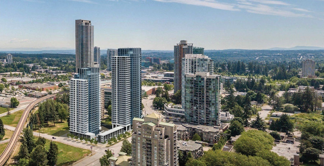Strong pre-sales in Surrey's condos despite slowing market