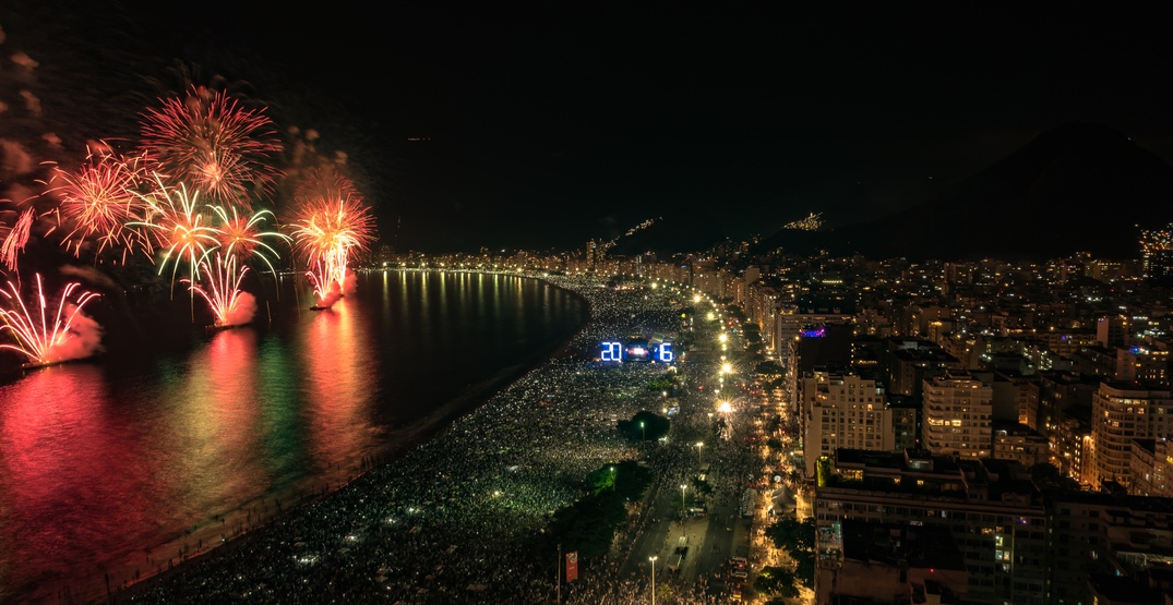 13 epic party destinations across the world to spend this New Year's Eve
