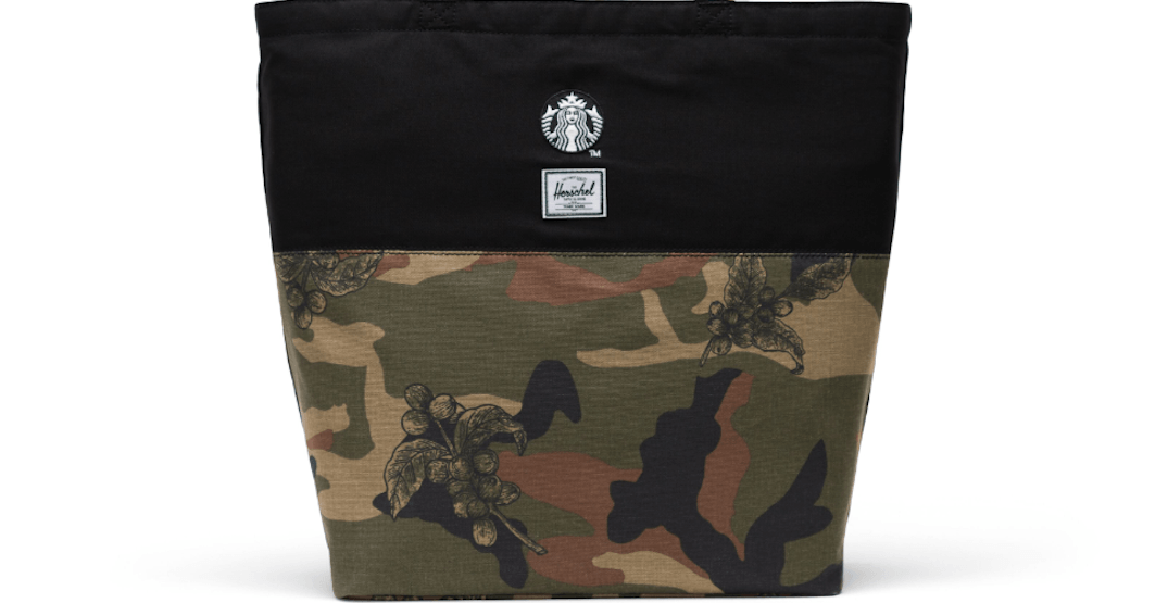 Herschel collaborates with Starbucks on new limited-edition brand
