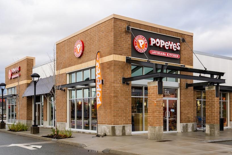 Popeyes Po Co