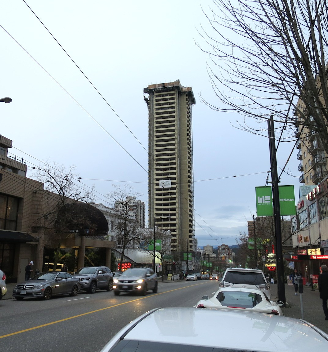 Empire Landmark Hotel Vancouver