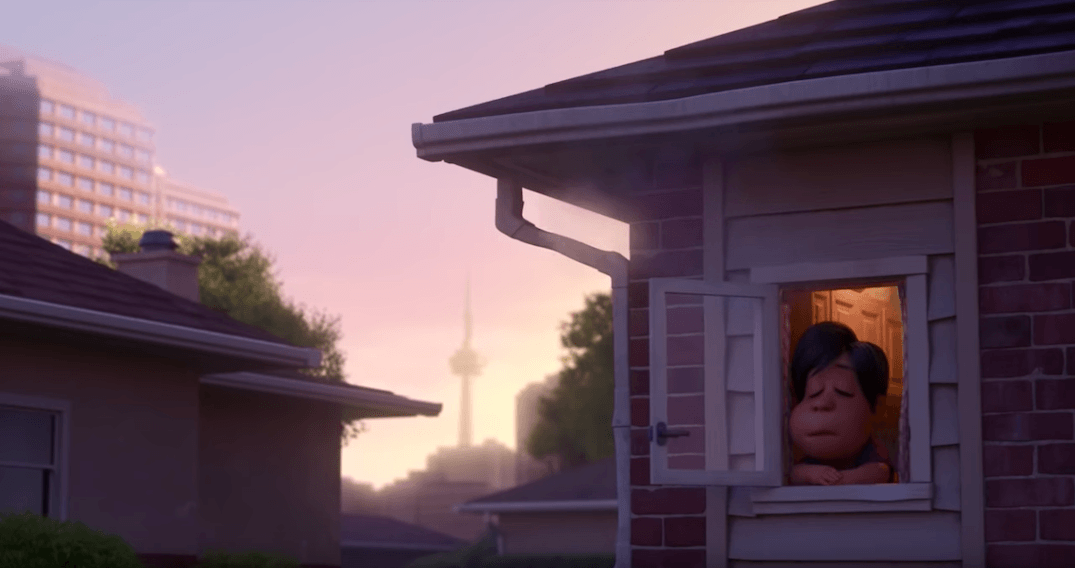 This adorable Toronto-based Disney Pixar short has been nominated for an Oscar