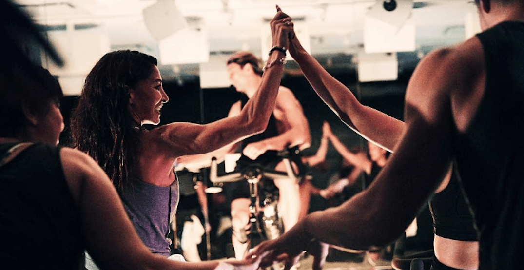 SoulCycle Yaletown to remain open every day throughout the holidays