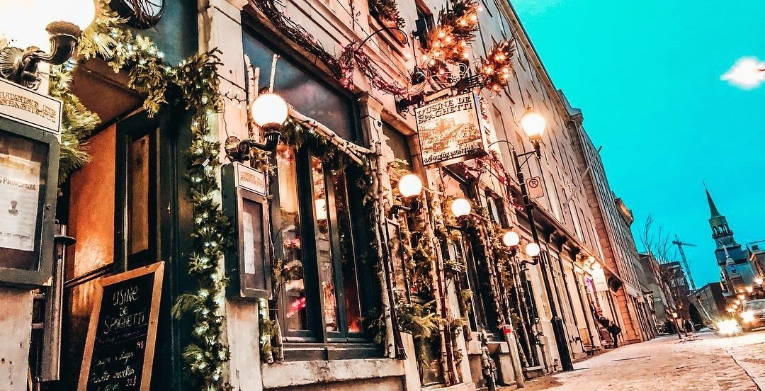 Restaurants Near Me Open Christmas Day.Montreal Restaurants That Will Be Open On Christmas Day Dished