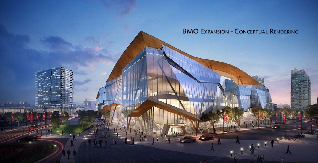 3 firms to design Calgary's $500-million BMO Centre expansion