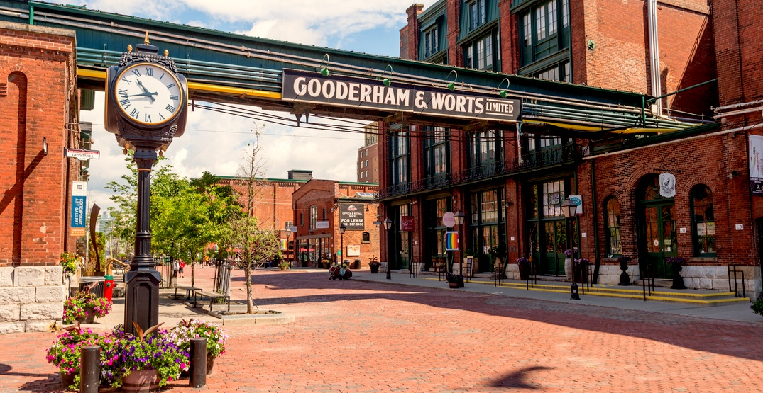 The Guardian names Distillery one of the world's coolest shopping districts