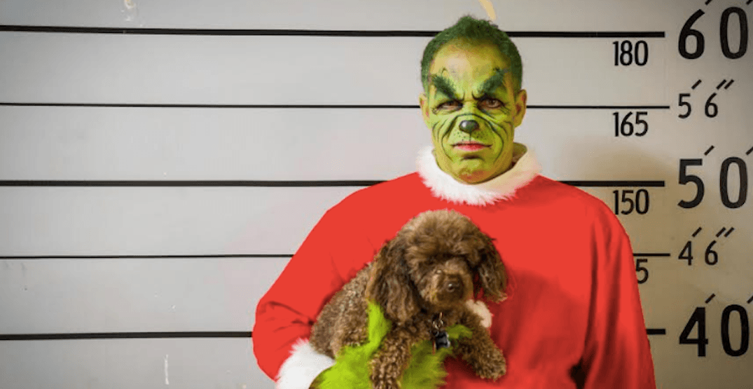 RCMP release epic 8-minute Grinch crime spree movie (VIDEO)