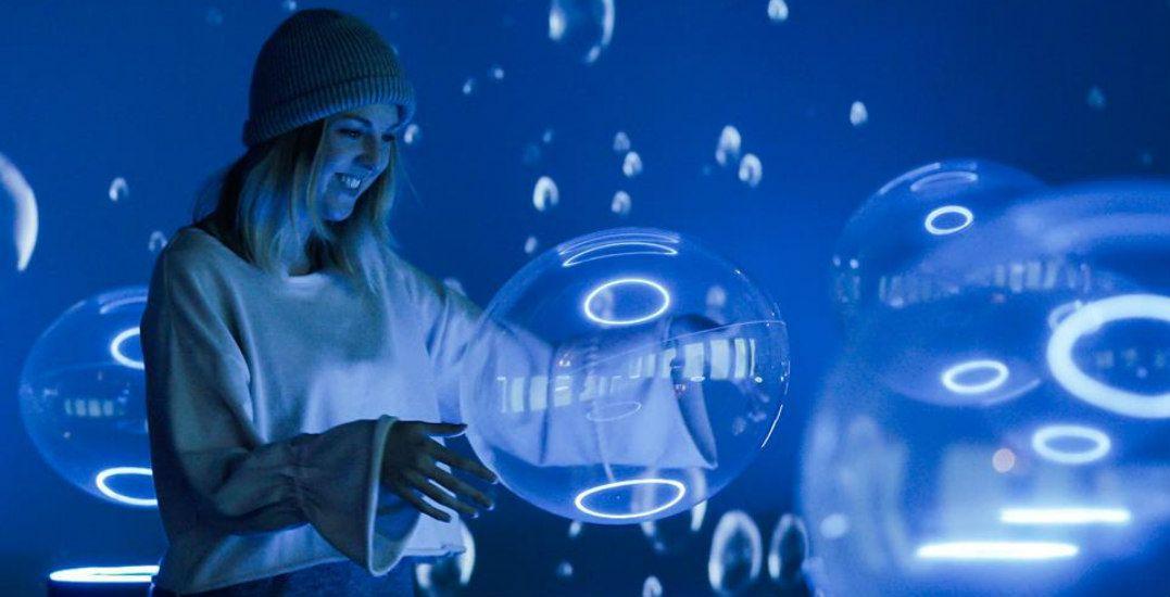 Vancouver Aquarium has transformed into a festive Sea of Lights (CONTEST)