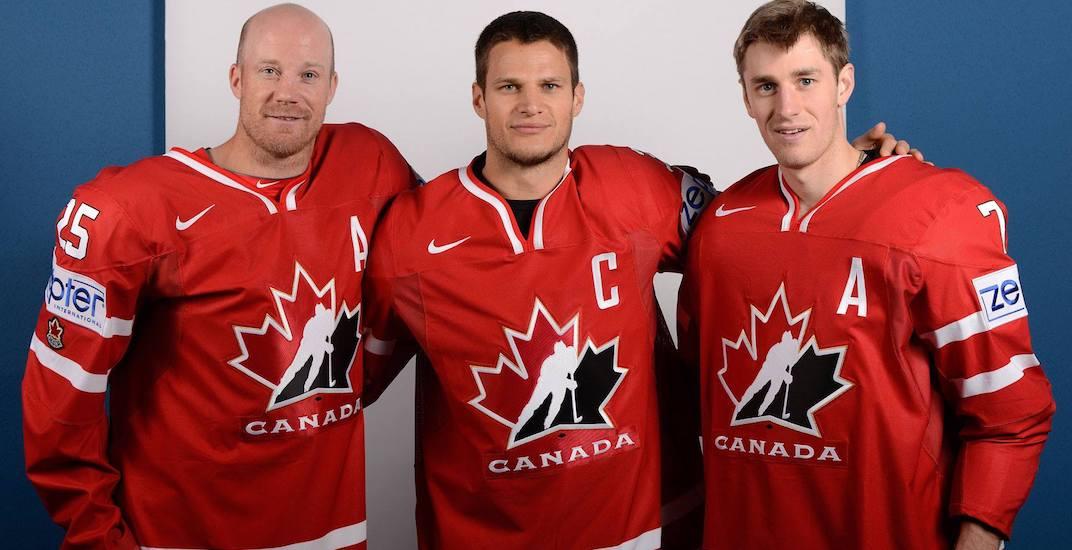 Kevin Bieksa headlines Team Canada's Spengler Cup roster
