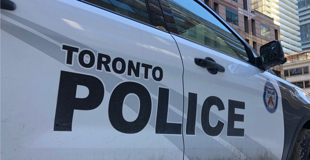 Man seriously injured after shooting in Liberty Village on Sunday