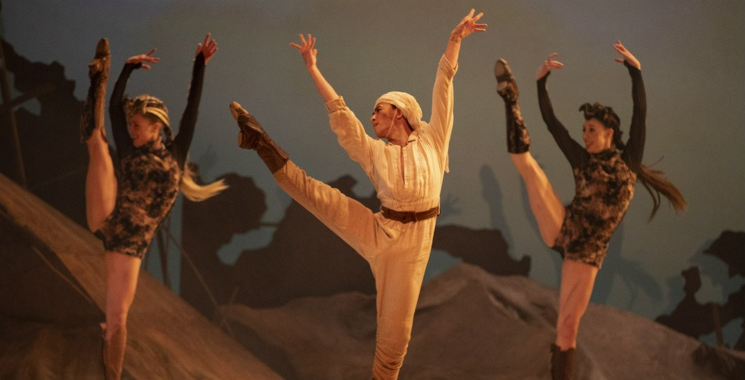 Win tickets to Alberta Ballet's 'All of Us' set to the music of The Tragically Hip