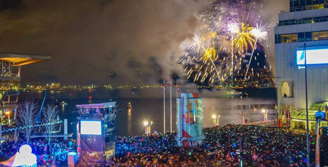 5 things to do at Vancouver's largest NYE party