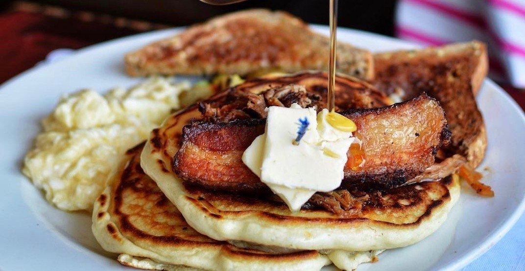 The ultimate spots for hangover brunches in Vancouver