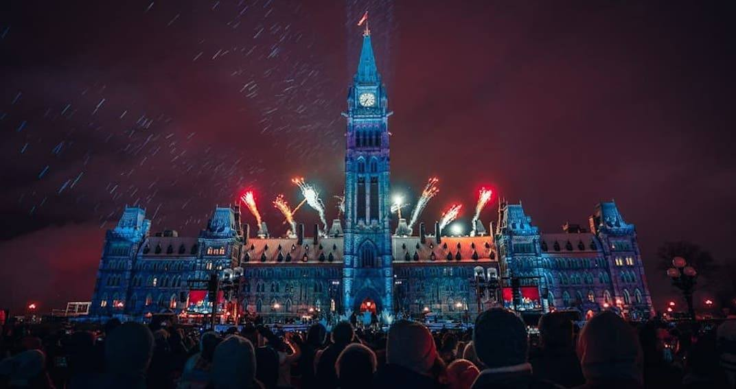 21 beautiful photos of Ottawa in the winter that will make you want to visit