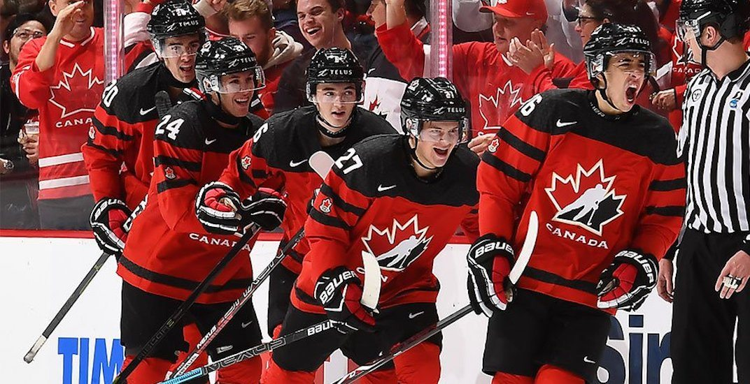 Hockey fans react to Team Canada choosing a Pitbull song for all their goals at World Juniors