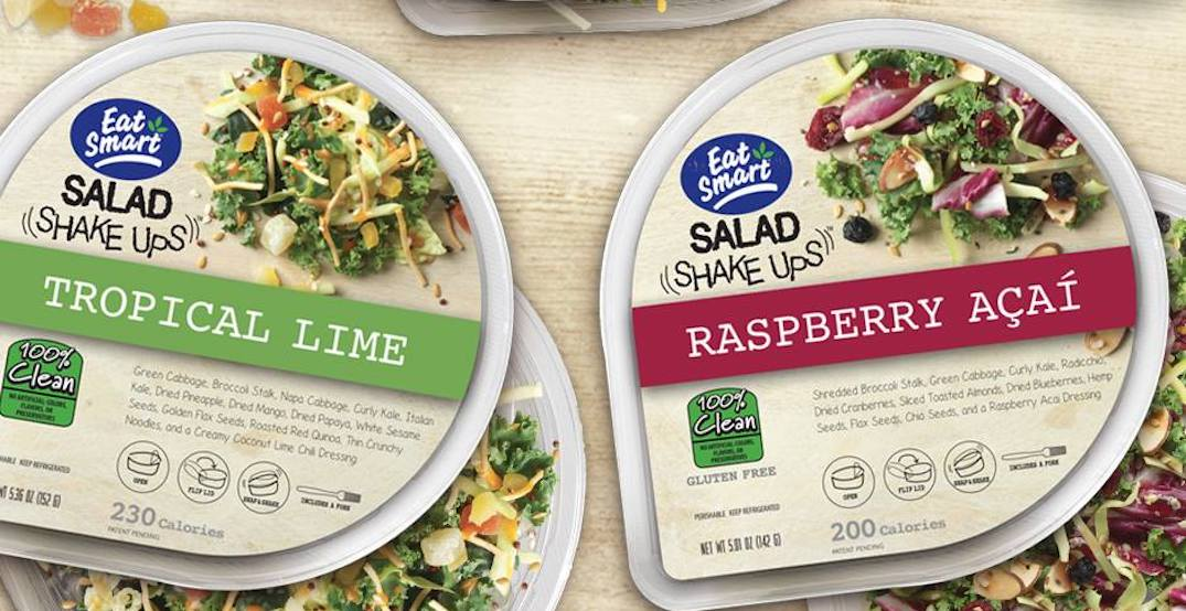 Apio single-serve salads recalled due to potentially fatal organism