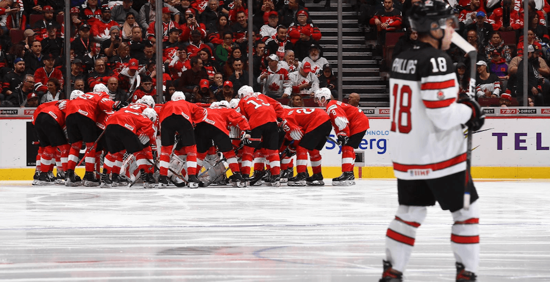 Swiss coach explains why it's so hard to beat Canada at hockey as only he can