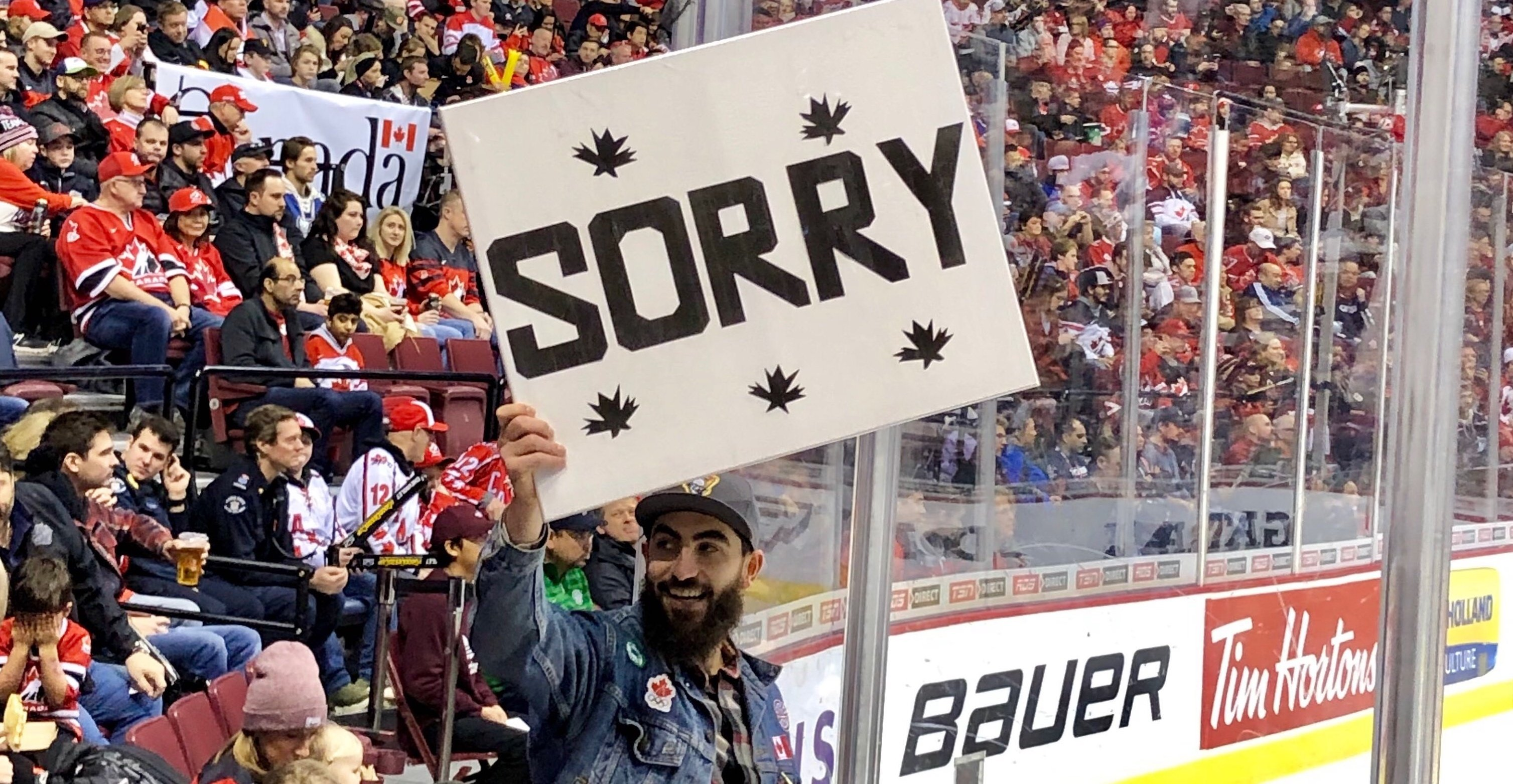 The most Canadian hockey fans ever steal the spotlight at the World Juniors