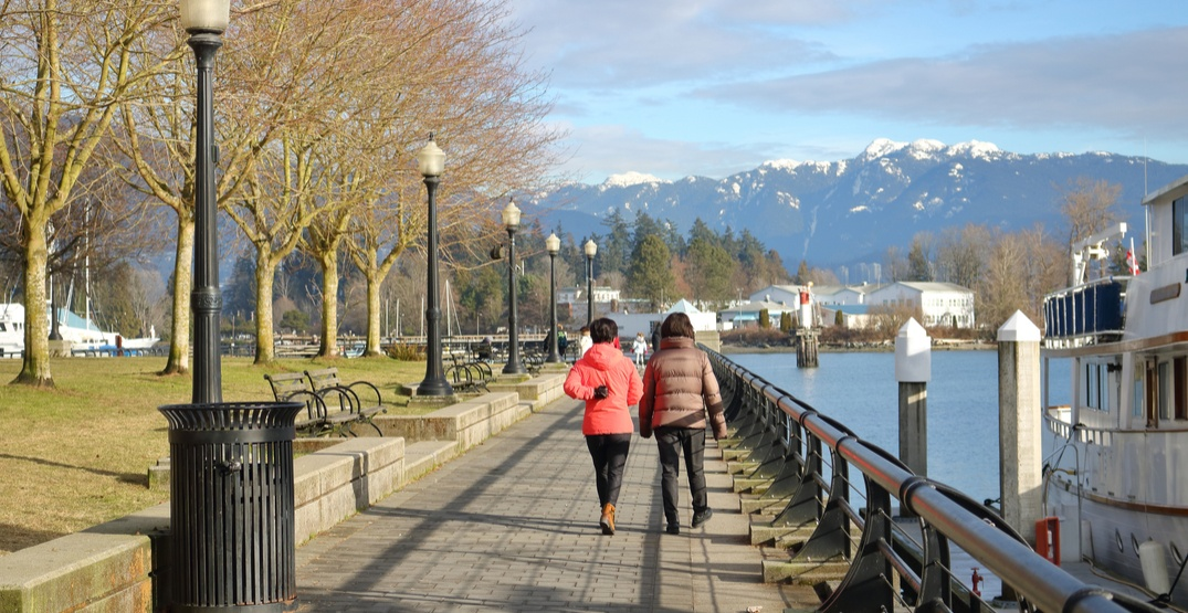 Sunny skies, low temperatures for Vancouver on New Year's Eve and New Year's Day