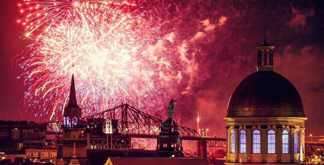 26 magical moments from Montreal en Fêtes' New Year's Eve celebrations (PHOTOS)