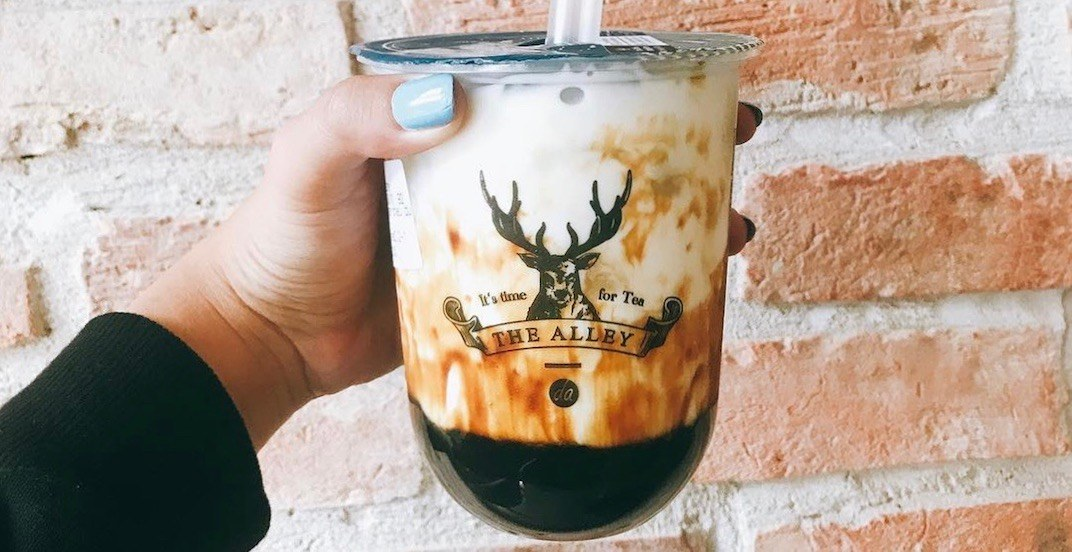 Taiwanese bubble tea spot 'The Alley' to open first Vancouver location