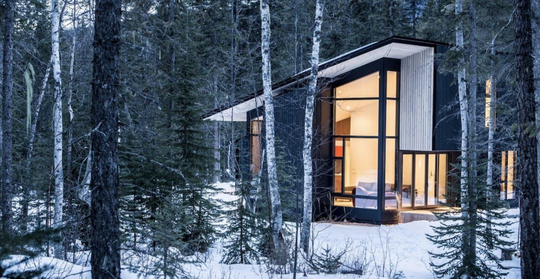 These are the top 5 most wishlisted Airbnbs in Canada