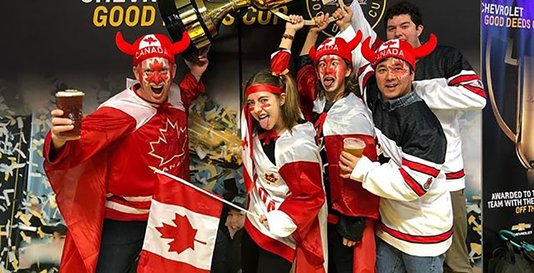 Here are the best dressed fans of the 2019 World Juniors (PHOTOS)