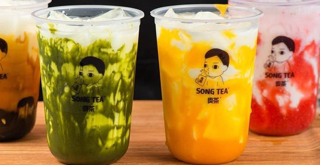 You can get FREE bubble tea in the GTA this weekend