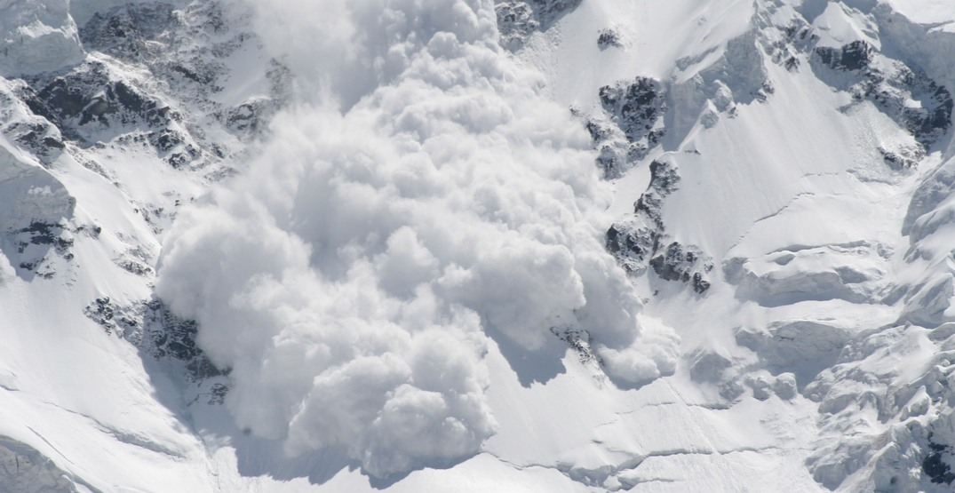 Avalanche danger rating raised to 'extreme' on BC's South Coast