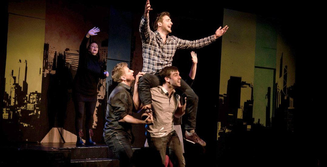 Win tickets to the annual improv comedy Throwdown in Vancouver (CONTEST)