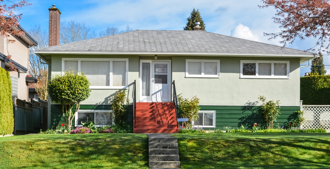 Vancouver single family detached home