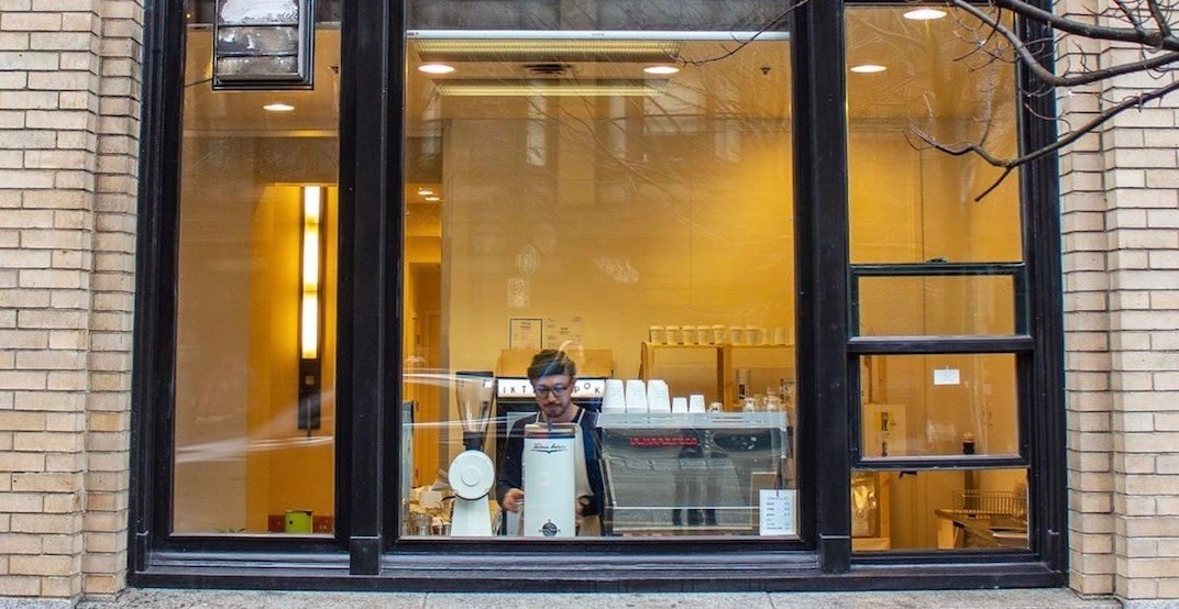 Iktsuarpok Coffee Stand just opened in downtown Vancouver