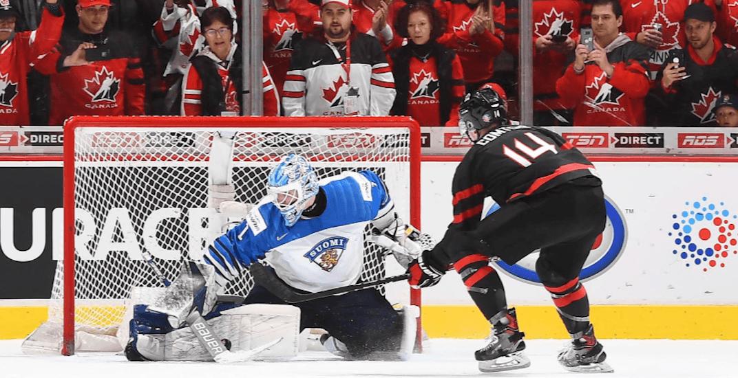 Online 'cowards' blast Canadian captain Comtois after missed penalty shot