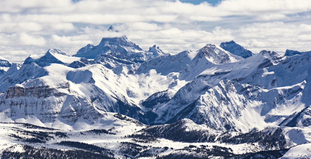 Extreme avalanche warning issued for areas of the Rocky Mountains