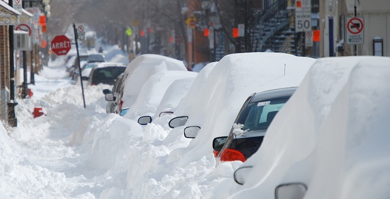 Montreal starts partial snow-clearing operation this morning