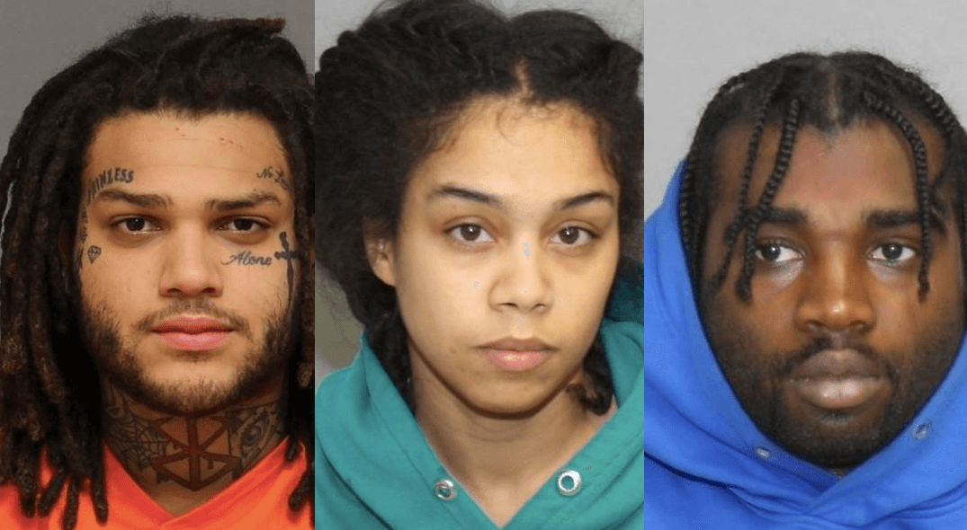 3 people charged after woman lured into sex-trade over Tinder