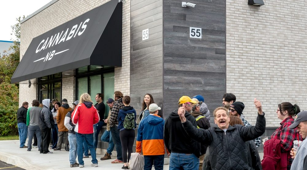 Licenses for Ontario's first 25 cannabis retail stores will be granted next week