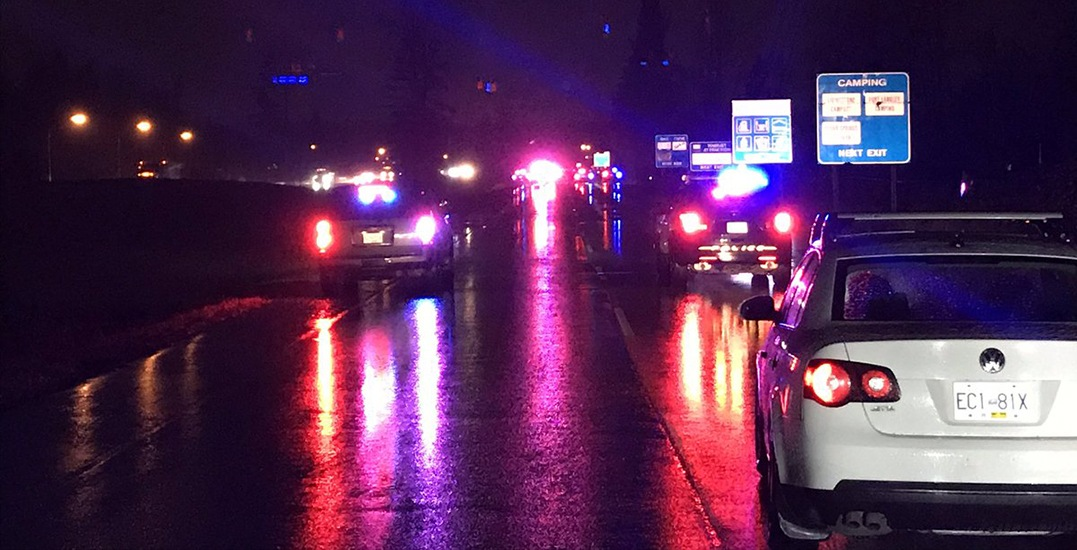 BMW stopped by spike belt after police pursuit through 3 cities